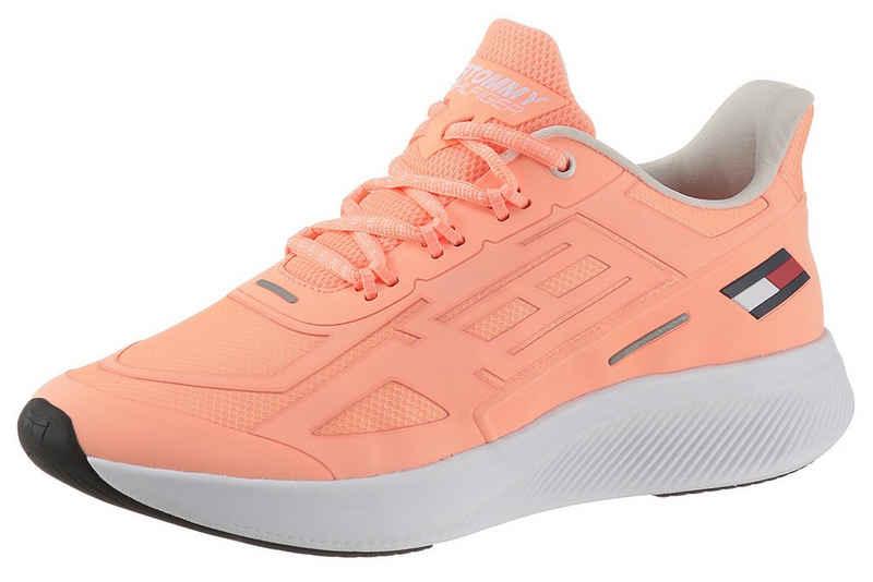 Tommy Hilfiger Sport »TS PRO 2 WOMEN« Keilsneaker mit farbigen Highlights