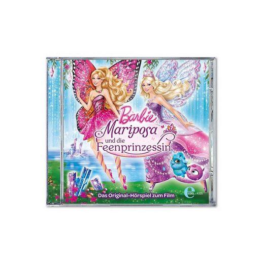 Edel Hörspiel »CD Barbie - Mariposa und die Feenprinzessin«