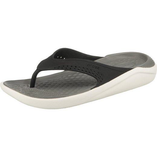 Crocs »Literide Flip Zehentrenner« Zehentrenner