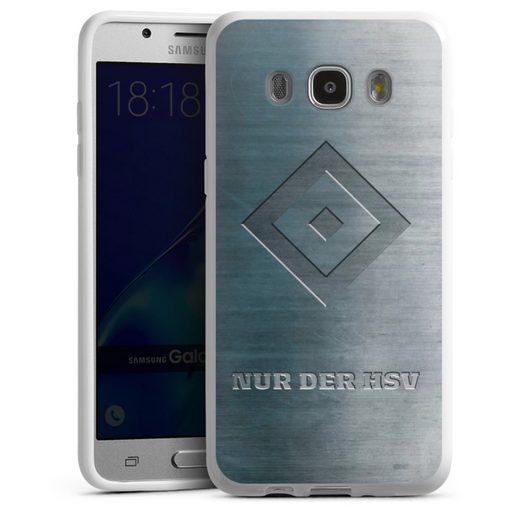 DeinDesign Handyhülle »Nur der HSV Metalllook« Samsung ...