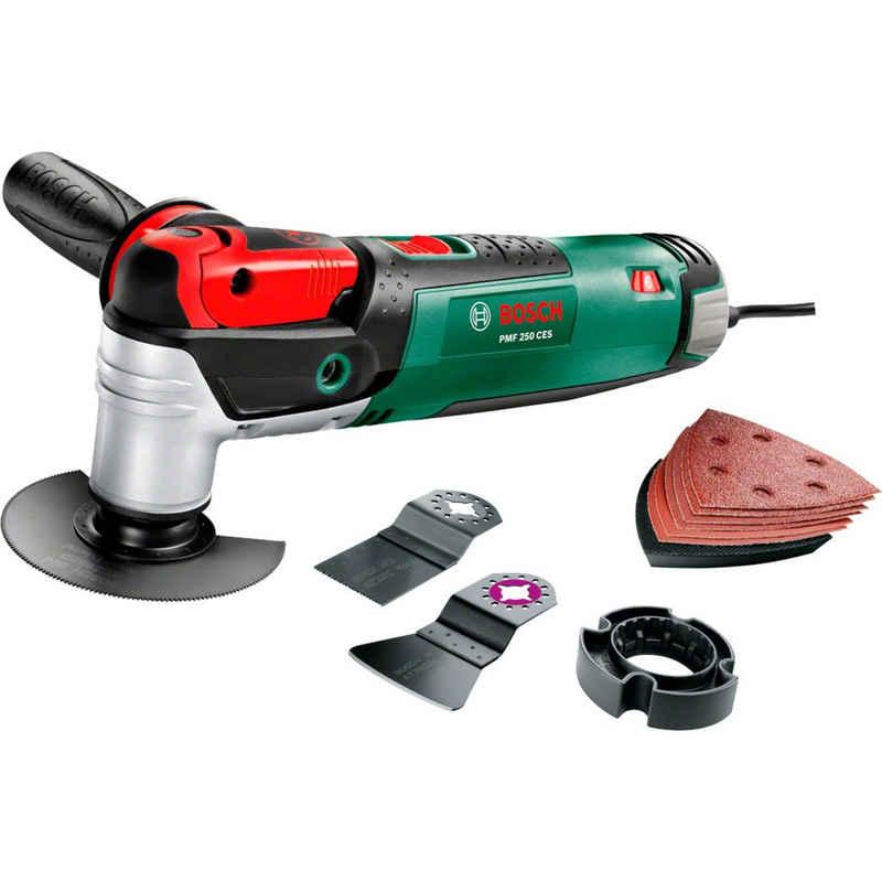 BOSCH Elektro-Multifunktionswerkzeug »Multifunktions-Werkzeug PMF 250 CES«
