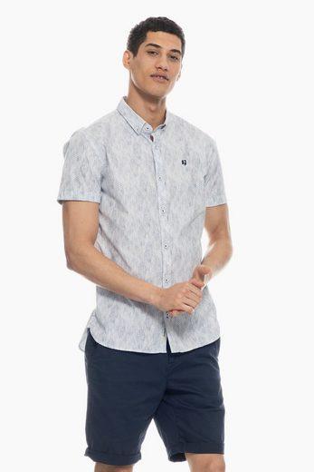Garcia Hemd mit allover Print