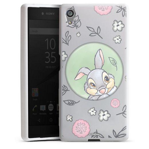DeinDesign Handyhülle »Klopfer ohne Hintergrund« Sony Xperia Z5, Hülle Klopfer Disney Offizielles Lizenzprodukt
