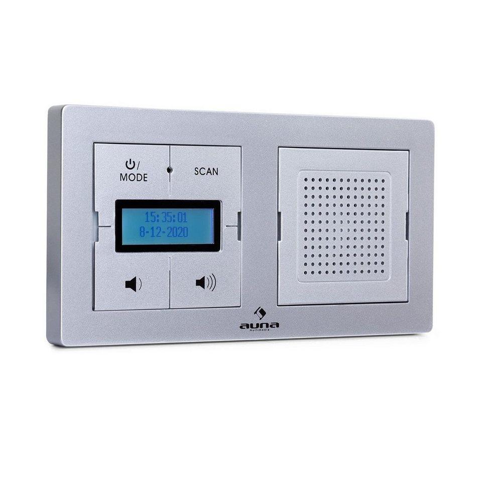 Auna »auna DigiPlug UP Unterputz Radio DAB+/FM BT LC Display« Radio online  kaufen   OTTO