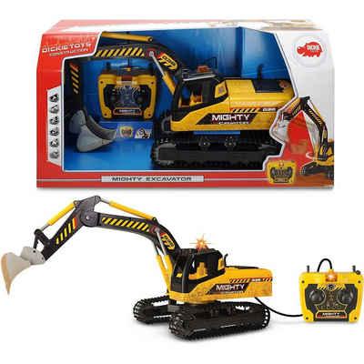 Dickie Toys Spielzeug-Auto »Mighty Excavator«