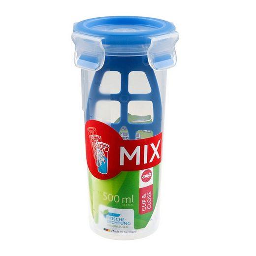 Emsa Aufbewahrungsbecher »Mixbecher Clip Close«, Kunststoff