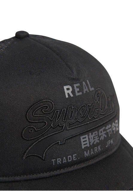superdry -  Trucker Cap Vintage Logo auf der Vorderseite