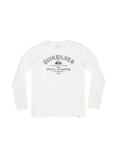 Quiksilver Langarmshirt »Creators Of Simplicity«
