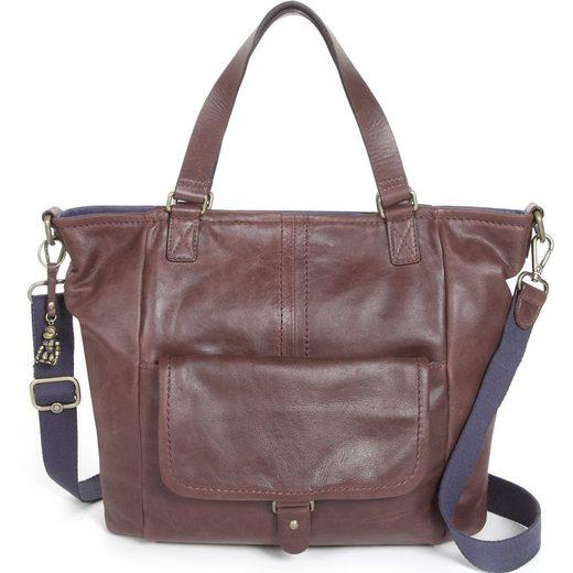 KIPLING Schultertasche »Basic Leather«, Leder