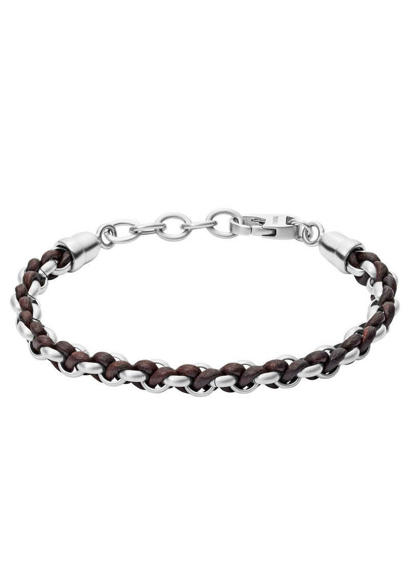 Fossil Armband »CASUAL TEXTURE, JF02936040«