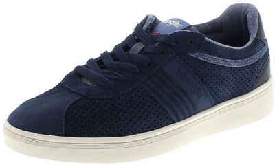 Wrangler »MICKY CITY Herren Low-Top Sneaker Blau« Sneaker