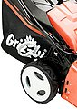 GRIZZLY Elektro-Rasenmäher »ERM 1642 Trike«, 42 cm Schnittbreite, Bild 5