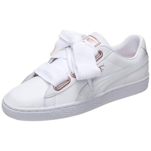 PUMA »Basket Heart Leather« Sneaker