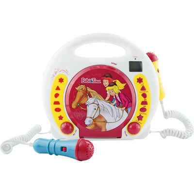 X4-TECH »Kinder CD-Player Bobby Joey - Bibi und Tina« CD-Player