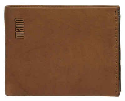MANO Geldbörse »LIGATUS« (1-tlg), Kreditkartenfächer