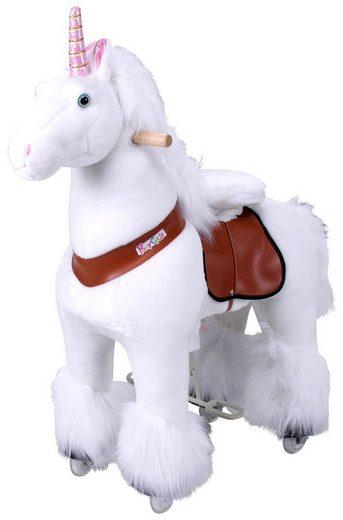 PonyCycle Reittier »Sternschnuppe«, Einhorn Größe: M