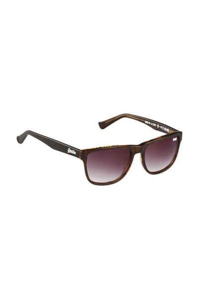 Superdry Sonnenbrille »Ni 101« Kunststoff, Kategorie 3, 55-17/140