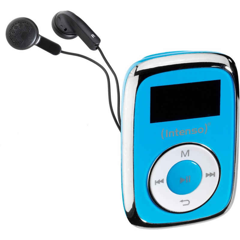 Intenso »Music Mover, 8 GB (in Form einer microSD Karte)« MP3-Player