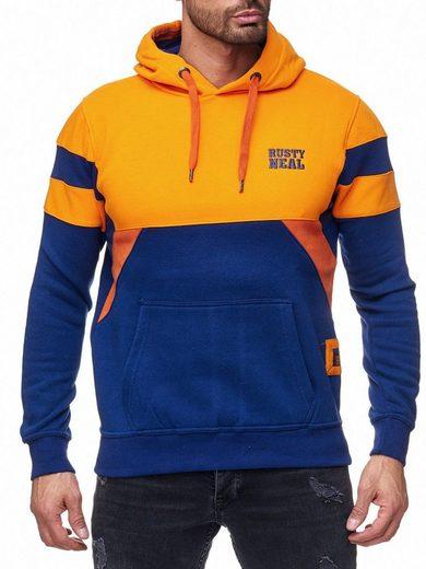 Rusty Neal Sweatshirt mit Kapuze