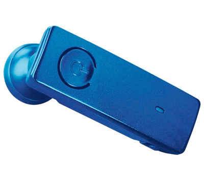 Hama »Hama Bluetooth In-Ear Headset MyVoice 500 Kopfhörer Ohr-Bügel Mikrofon BT 3.0« Bluetooth-Kopfhörer (Bluetooth, Farbe Blau)