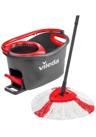 Vileda Wischmopp Turbo Easy Wring & Clean 0 W...
