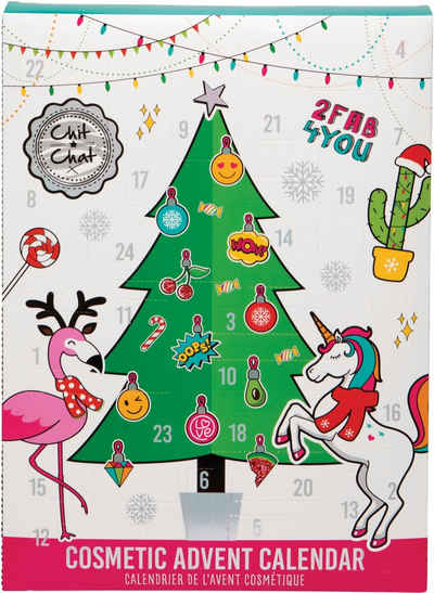 Adventskalender »Chit Chat - Advent Calendar« (24-tlg)