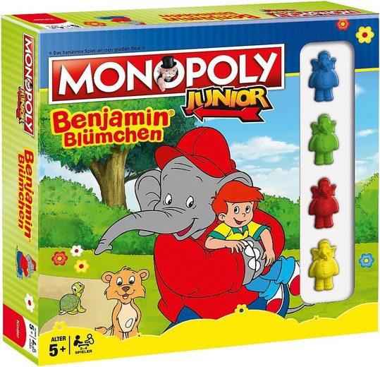 Benjamin Blümchen Spiel