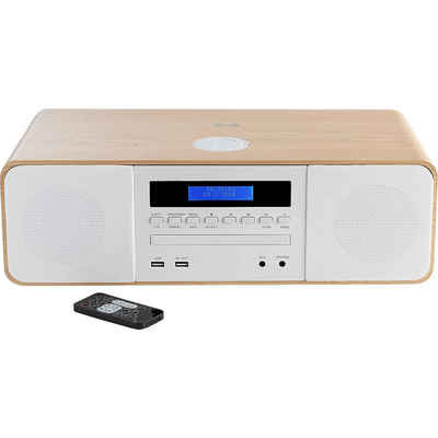 Thomson »Thomson Micro Kompaktanlage MIC201BT« Stereoanlage