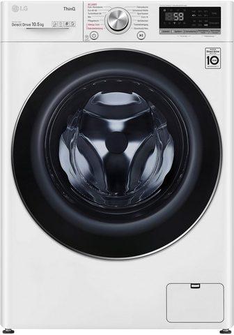LG Skalbimo mašina F4WV510S0E 105 kg 1400...