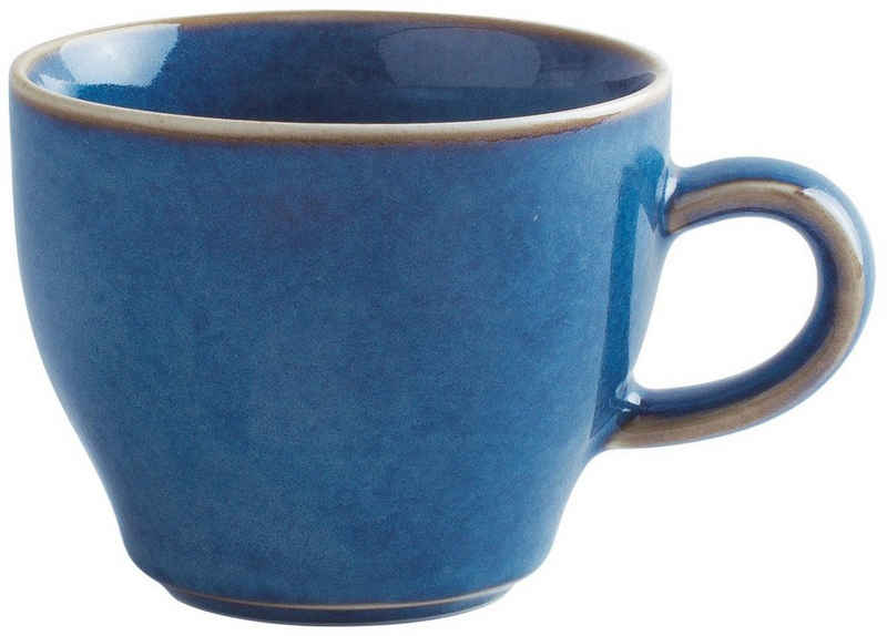 Kahla Cappuccinotasse »Italiano Homestyle 0,18 l«, Porzellan, Handglasiert, Made in Germany