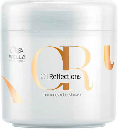 Wella Professionals Haarmaske »Oil Reflections«, repariert geschädigtes Haar