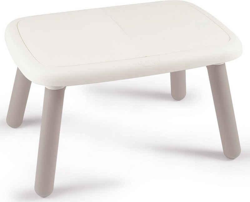 Smoby Kindertisch »Kid Tisch, weiß«, Made in Europe