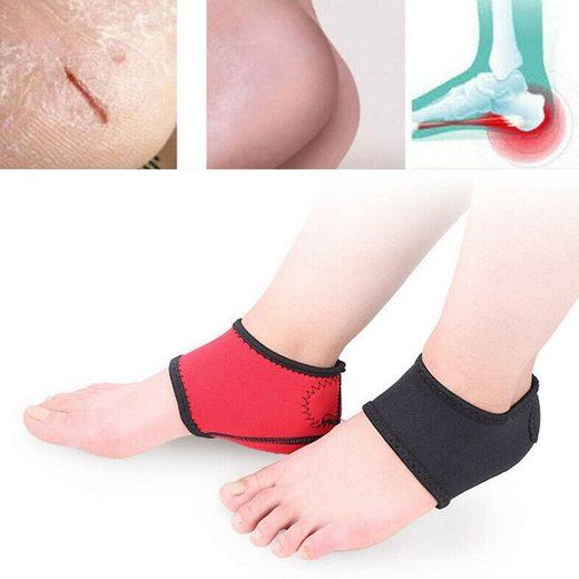 Masbekte Fußbandage, Elastic Knöchel Support Bandage, Brace Wrap Arthritis Sehnenentzündung