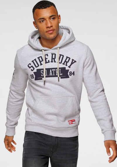 Superdry Kapuzensweatshirt »T&F HOOD«