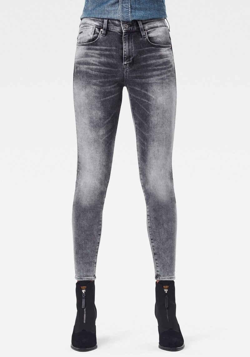 G-Star RAW Ankle-Jeans »Lhana Skinny«
