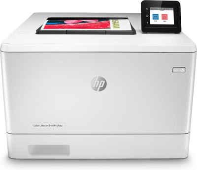 HP HP Color LaserJet Pro M454dw »herausragende Sicherheitsfunktionen«