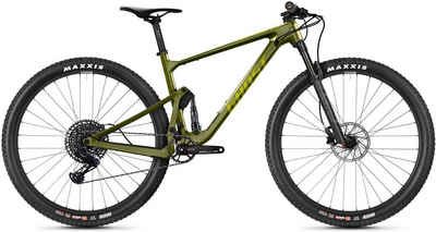 Ghost Mountainbike »Lector FS SF LC U Universal«, 12 Gang SRAM XO1 Eagle Schaltwerk, Kettenschaltung