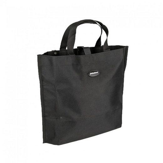 Haberland Fahrradkorb »Einkaufstasche Haberland Extra Bag schwarz, 35x42x«