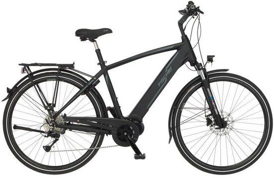FISCHER Fahrräder E-Bike »VIATOR H 4.0i - 504«, 9 Gang Shimano Acera Schaltwerk, Kettenschaltung, Mittelmotor 250 W