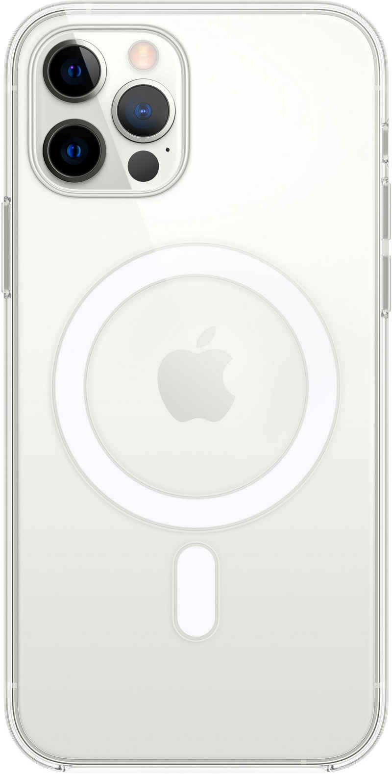 Apple Handyhülle »iPhone 12/12 Pro Clear Case with MagSafe« 15,5 cm (6,1 Zoll)