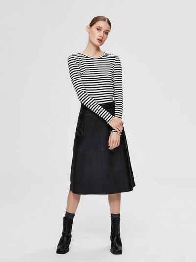 SELECTED FEMME Langarmshirt »ANNA« (1-tlg)