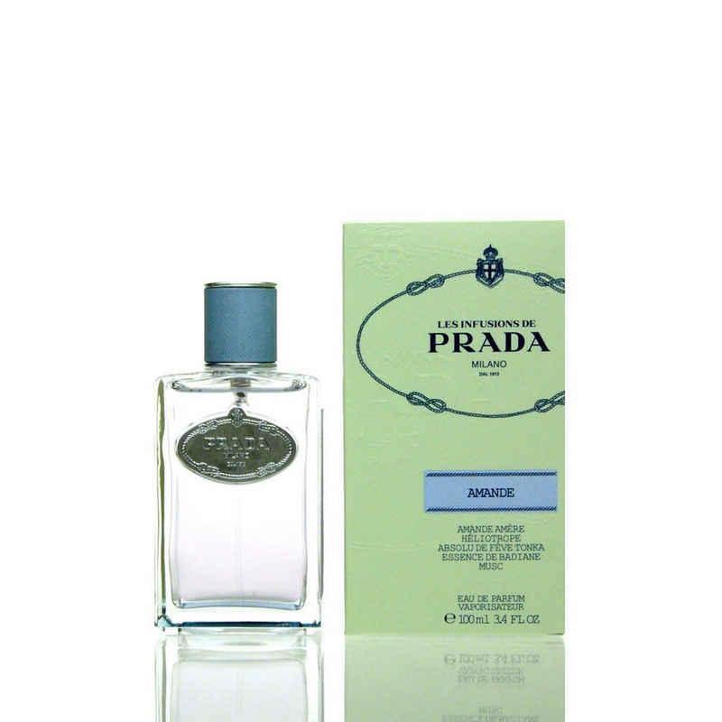 PRADA Eau de Parfum »Prada Infusion d'Amande Eau De Parfum 100 ml«