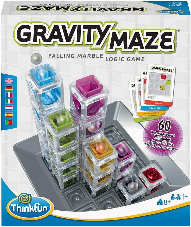 Thinkfun® Spiel, Denkspiel »Gravity Maze«