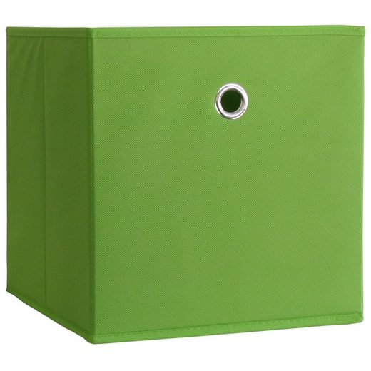 VCM Faltbox »2er Set Stoff Faltbox Klappbox Boxas«