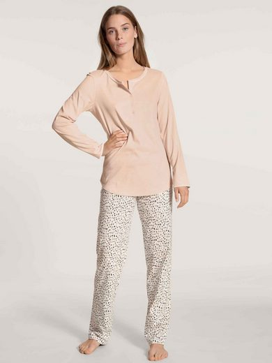 CALIDA Pyjama »Pyjama lang« (2 tlg) Made in Europe