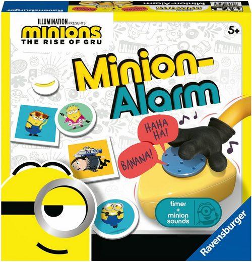 Ravensburger Spiel, »Minions 2 Minion-Alarm«, Made in Europe, FSC® - schützt Wald - weltweit
