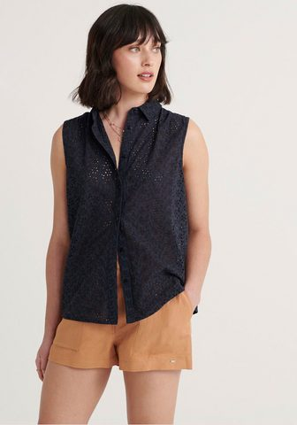 Superdry Spitzenbluse »TILLY BRODERIE SHIRT« su...