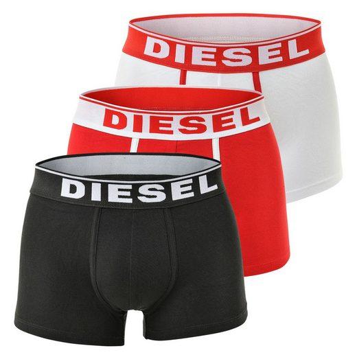 Diesel Boxer »Herren Boxer Shorts, 3er Pack - UMBX«