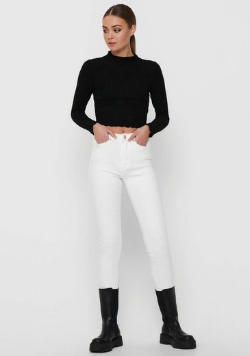 Only Skinny-fit-Jeans »ONLPAOLA« aus der nachhaltigen ONLY Life Kollektion