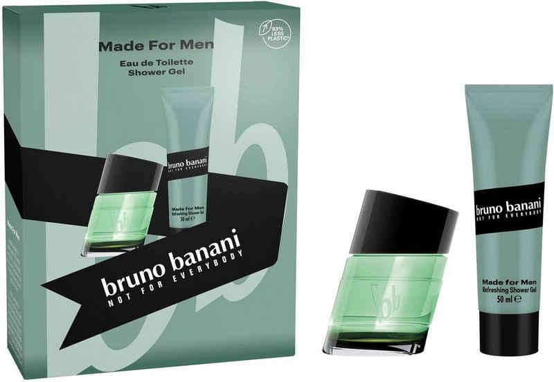 Bruno Banani Duft-Set »bruno banani Made for Men«, 2-tlg.